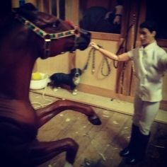 An awesome Virtual Reality pic! Had to add a chapter to my photo story on account of it being too long >. < #breyer #traditional #chestnut #thoroughbred #breyerrp #breyersofinstagram #breyerstagram #modelhorseofinstagram #modelhorse #modelhorserp #secondlife #virtualreality #adultcollector #stablescene #stableonmytable #modelstagram #photostory by maple_brook_farm check us out: http://bit.ly/1KyLetq