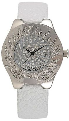 Dufonte by Lucien Piccard Swank Womens Watch!