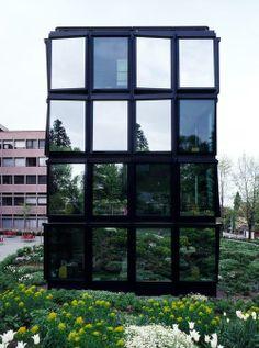 Herzog  De Meuron  Vogt Landschaftsarchitekten - Helvetica headquarters, St. Gallen 2002