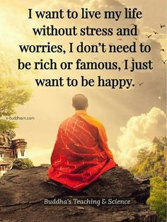 Life isn't about being rich, wealthy, the best. No, It's about doing the things that make you happy. Motivation and inspiration to be happy. Steps to becoming happy in life. Wisdom for a happy healthy life. Buddhist Quotes, Spiritual Quotes, Wisdom Quotes, Positive Quotes, Quotes To Live By, Life Quotes, Hinduism Quotes, Inner Peace Quotes, Buddha Quotes Inspirational