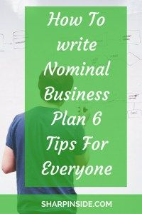 Infographic How To Write A Business Plan Infographic