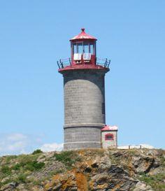 Pilier de Pierre Light~Eastern Quebec