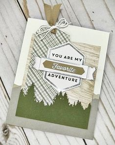 Manly Moments ppMAY18, Scalloped Tag Topper punch Homemade Greeting Cards, Homemade Cards, Stampin Up Cards, Men's Cards, Washi Tape Cards, Stampin Up Paper Pumpkin, Pumpkin Cards, Card Book, Fathers Day Cards