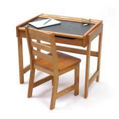 Lipper International Chalkboard Desk y silla Set del niño: Lipper International: Amazon.com.mx