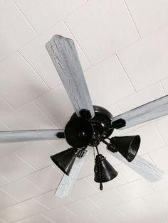 Primitive ceiling fan makeover Ceiling Fan Redo, Ceiling Fan Makeover, Ceiling Fan Blades, Ceiling Fans, Art Decor, Decor Ideas, Decoration, Home Decor, Home Remodeling