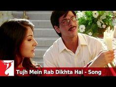 Tujh Mein Rab Dikhta Hai - Song -  Rab Ne Bana Di Jodi