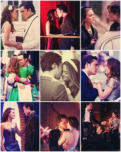 Chuck Bass & Blair Waldorf | My 2TP. (2nd OTP, behind Brooke/Lucas (OTH) and tied with Jack/Kate (LOST)).