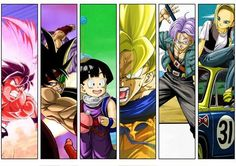 DBZ fine moments