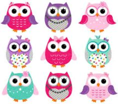 Girly Pink Purple Owls Digital Clipart Clip by AbsolutelyJanie Owl Parties, Owl Birthday Parties, Owl Clip Art, 2 Clipart, Purple Owl, Girly, Cute Owl, Planner Stickers, Decoupage