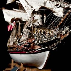 The Sovereign of the Seas was the most powerful warship of the 17th century - order our 1:84 scale model full kit now save 20%! . . . #SovereignoftheSeas #Ship