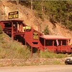 Broken Boot Gold Mine in Deadwood offers tours every 30 minutes in the summer.  Just minutes from many of our vacation lodges in the Black Hills