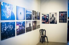 Chasen West Photography at WestEdge Design Fair 2014