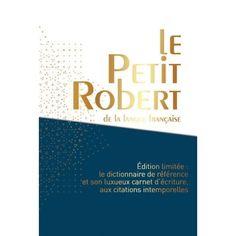 Dictionnaire Le Petit Robert 2015 - édition limitée Le Robert vu dans la presse à retrouver sur Selectionnist.com