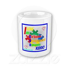 Color Change ASD Kiddo Coffee Mug