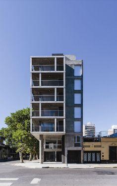 CMS Arquitectas - SL 2401 Building, Rosario