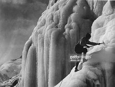 Resultado de imagen de leni riefenstahl mountains pabst Leni Riefenstahl, Mountains, Bergen
