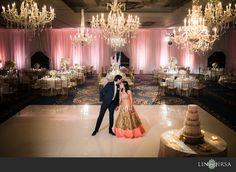 Laguna Cliffs Marriott Indian Wedding | Ajay and Kiran