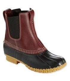 "#LLBean: Women's Small Batch L.L.Bean Boots, Chelsea 7"""