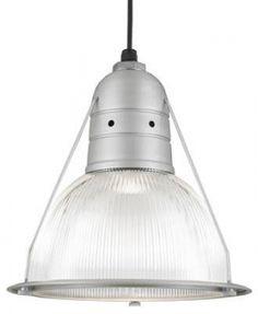 Barn Light Cradle Pendant in 96-Galvanized