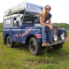 • Land Rover Girl