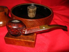 Vintage Estate Pipe Dr Grabow  Grand Duke Bull Dog by OsanyinPipes, $22.00