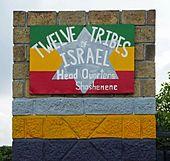 Rastafari movement - Twelve Tribes of Israel headquarters in Shashamane, Ethiopia