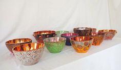 Ciotole in ceramica.
