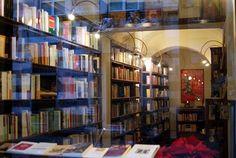 Genova, Libreria il Falso Demetrio, Via S.Bernardo n.67/r. Da visitare, assolutamente!