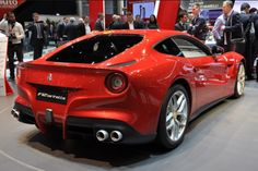 2019 Ferrari F12 Berlinetta Efficiency, Modifications, and Faeatures - Cars Upcoming Report