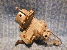 1938-42 Chrysler Dodge DeSoto Plymouth NOS AC Fuel Vacuum Pump 1939 40 1941 #506 #AC