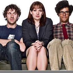 I love The IT crowd.