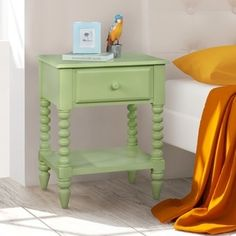Shop For Furniture Of America Alma Transitional Style 1 Drawer Youth  Nightstand. Get Free