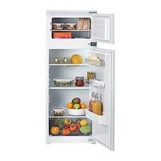 LAGAN Frigorifero/congelatore integr A+, bianco - IKEA