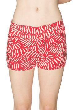 Oahu Floral Shorts