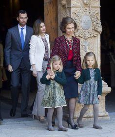 Famille royale espagnole