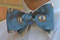 Um...in love.  The Commonwealth of Virginia flag on a tie?!?!?