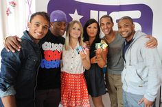 Love Oritsé's face in this!! Like YEAHHHH you get those JLS condoms!