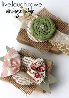 Fifty-Nine Fancy and Unique Gift Wrapping Ideas