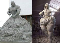 """Man cannot remake himself without suffering, for he is both the marble and the sculptor.""  Alexis Carrel"