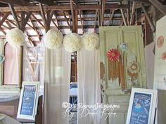 Fun Wedding Space Vintage Barn Wedding Its Raining Jelly Beans