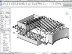 Autodesk BIM - Revit architecture: Revit Structure 2011 Screenshots