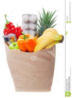 Fruit and Vegetable Grocery Bag Off your diet? Need help getting back in shape? These article will help myherbalmart.com/blog