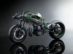 Kawasaki H2R - Google ძებნა