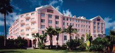 Bermuda: Fairmont Hamilton Princess    Located in town on harbor rather than beach.  http://www.fairmont.com/hamilton