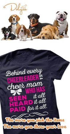 Behind every cheerleader is a cheermom who has seen it all, heard it all and paid for it all
