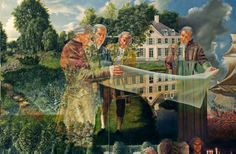 Expositie, realisme Evert Thielen