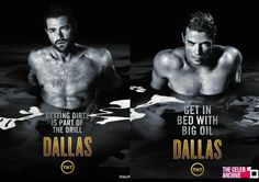 Shirtless Dallas Promo Images!  Who is your favourite one between Jesse Metcalfe & Josh Henderson?   www.thecelebarchive.net