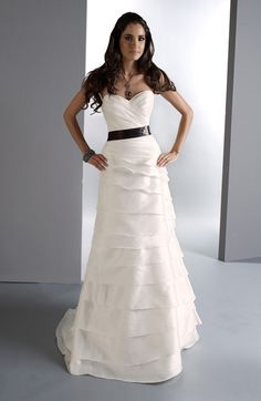 1000 images about our wedding ideas hmmm on pinterest for Wedding dress with swag sleeves