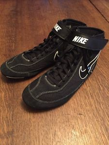 Men's Nike Speedsweep VII 366683 001 Size 12 Black Wrestling Shoes | eBay