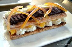 Mille feuille Napoleon in 3 variante Mcdonalds, Napoleon, Sandwiches, Food, Drink, Beverage, Essen, Meals, Paninis